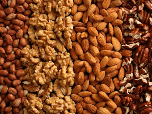 Восточные сладости с орехами